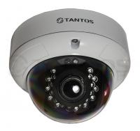 Аналоговая уличная видеокамера Tantos TSc-DVi960CHV (2.8-12)