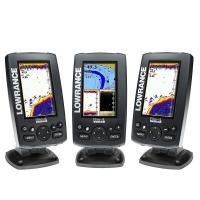 Lowrance Elite-4 CHIRP 83/200+455/800 кГц