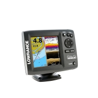 Lowrance Elite-5 CHIRP 83/200+455/800 кГц