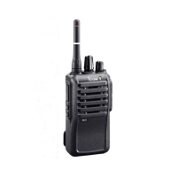 Icom IC-F4003 LiIon