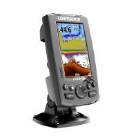 Lowrance Hook-4 Mid/High/DownScan
