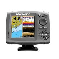 Lowrance Hook-5 Mid/High/DownScan
