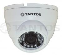 Аналоговая уличная видеокамера Tantos TSc-EBm960HB (2.8)