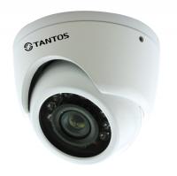 Аналоговая уличная видеокамера Tantos TSc-EB600CB (3.6)
