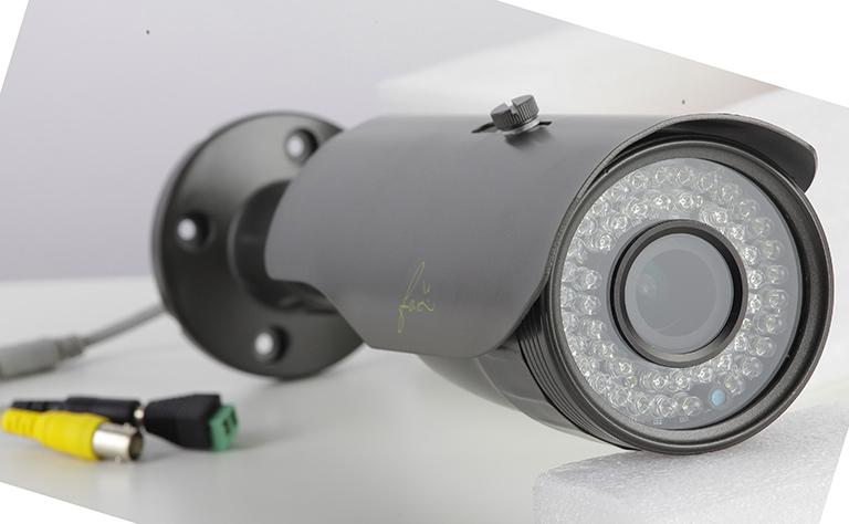 Аналоговая уличная видеокамера FOX FX-C8V-IR