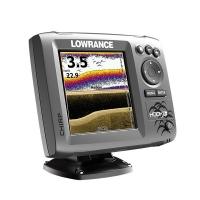 Lowrance Hook-5x Mid/High/DownScan