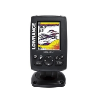 Lowrance Elite-3x All-Season Fishfinder Pack with 83/200 кГц