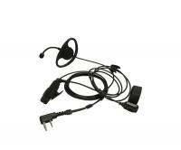 EMP 29 (K) Гарнитура с выносным регулируемым микрофоном на гибкой дужке и громким динамиком.